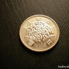 Monedas antiguas de Asia: JAPON ( HIROHITO ) 100 YENS AÑO 40 - 1965 PLATA. Lote 194690511