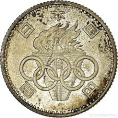 Monedas antiguas de Asia: MONEDA, JAPÓN, HIROHITO, 100 YEN, 1984, BC+, COBRE - NÍQUEL, KM:82. Lote 194745377