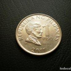 Monedas antiguas de Asia: FILIPINAS 1 PISO 2011. Lote 195224152