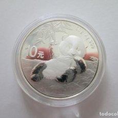 Monedas antiguas de Asia: CHINA * 10 YUAN 2020 PANDA * PLATA SC. Lote 195242485
