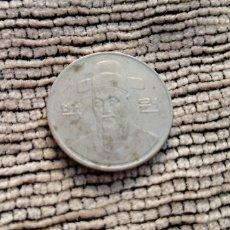 Monedas antiguas de Asia: 100 WON DE COREA DEL SUR 1996. Lote 195288205