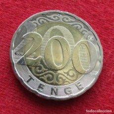 Monedas antiguas de Asia: KAZAJISTÁN KAZAKHSTAN 200 TENGE 2020 UNC. Lote 195339131