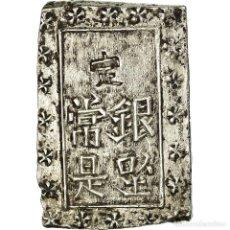 Monedas antiguas de Asia: MONEDA, JAPÓN, BU, ICHIBU, 1859-1868, EBC, PLATA, KM:16A. Lote 195353501