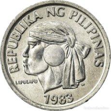 Monedas antiguas de Asia: MONEDA, FILIPINAS, SENTIMO, 1983, MBC, ALUMINIO, KM:238. Lote 195446837