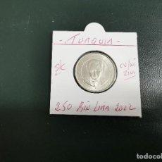 Monedas antiguas de Asia: TURQUIA(TURKIA) 250 BIN LIRA(250.000 LIRAS) 2002 S/C KM 1137. Lote 195509923