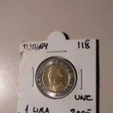 Monete antiche di Asia: MONEDA DE TURQUÍA. Lote 195981078