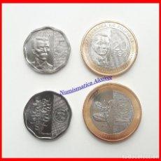 Monedas antiguas de Asia: FILIPINAS 5 Y 20 PISO 2019 (2020) SIN CIRCULAR. Lote 197205531