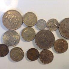 Monedas antiguas de Asia: FILIPINAS LOTE DE 14 MONEDAS SURTIDAS. Lote 201842676