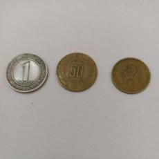 Monedas antiguas de Asia: LOTE DE 3 MONEDAS ARABES ?. Lote 203508947