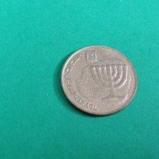 Monete antiche di Asia: MONEDA DE ISRAEL. Lote 203553082