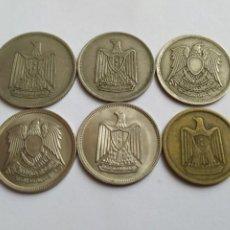 Monedas antiguas de Asia: ANTIGUAS MONEDAS DE ASIA EGIPTO PIASTRAS. Lote 204488972
