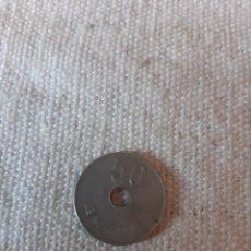 Monedas antiguas de Asia: 1949 JAPON 50 YENES FLORES. Lote 204500100