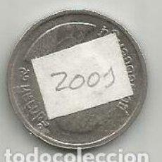 Monedas antiguas de Asia: MONEDA DE THAILANDIA 1 BAHT 2001. Lote 205371760