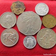 Monedas antiguas de Asia: FILIPINAS 8 MONEDAS TODAS DIFERENTES 1 5 25 50 SENTIMOS 1 2 PISO PHILIPPINES 1964 — 1994. Lote 207036801