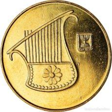 Monedas antiguas de Asia: MONEDA, ISRAEL, 1/2 NEW SHEQEL, 2006, SC+, ALUMINIO - BRONCE, KM:159. Lote 207154120