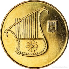 Monedas antiguas de Asia: MONEDA, ISRAEL, 1/2 NEW SHEQEL, 2006, SC, ALUMINIO - BRONCE, KM:159. Lote 207154183