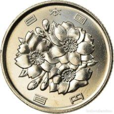 Monedas antiguas de Asia: MONEDA, JAPÓN, AKIHITO, 100 YEN, 2004, SC, COBRE - NÍQUEL, KM:98.2. Lote 207208167