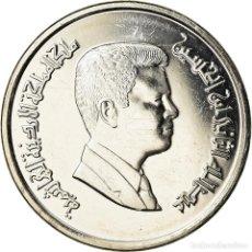 Monedas antiguas de Asia: MONEDA, JORDANIA, ABDULLAH II, 10 PIASTRES, 2004, SC, NÍQUEL CHAPADO EN ACERO. Lote 207208818