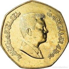 Monedas antiguas de Asia: MONEDA, JORDANIA, ABDULLAH II, 1/4 DINAR, 2004, SC, NÍQUEL - LATÓN, KM:83. Lote 207208822