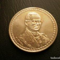 Monete antiche di Asia: TAILANDIA 20 BAHT 2549 - 2006. Lote 209737360