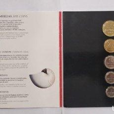 Monedas antiguas de Asia: CARTERA SEGUNDA EMISIÓN MONEDAS TIMOR ESTE 2004. Lote 210332370