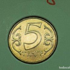 Monedas antiguas de Asia: KAZAJISTAN 5 TENGE 2015 (SIN CIRCULAR). Lote 213395153