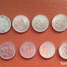 Monedas antiguas de Asia: 11 MONEDAS 1 PESO (PISO) FILIPINAS, AÑOS 1999/2007/9/10/11/12/13/14/15/17/ Y 19. Lote 213771803