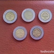Monedas antiguas de Asia: 6 MONEDAS 10 PESOS (PISO) FILIPINAS, AÑOS 2005/6/10/11 Y 17. Lote 213774041