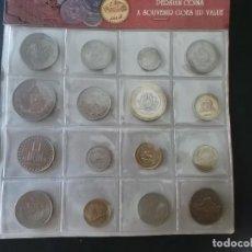 Monedas antiguas de Asia: CONJUNTO DE MONEDAS DE PERSIA IRAN MUY DIFICILES. Lote 214559260