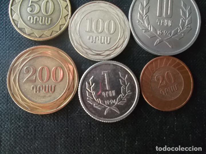 Monedas antiguas de Asia: conjunto de monedas de Armenia - Foto 6 - 198515078
