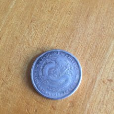 Monedas antiguas de Asia: MONEDA CHINA 1 MACEAND 44 CANDAREENS - KIANG NAN PROVINCE. Lote 215717491