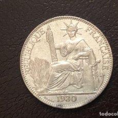 Monedas antiguas de Asia: 20 CÉNTIMOS 1930 INDOCHINA FRANCESA. Lote 218877946