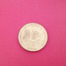 Monedas antiguas de Asia: 25 CENTAVOS DE TIMOR 2004. Lote 219270086