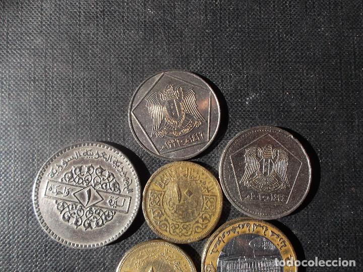 Monedas antiguas de Asia: conjunto de 6 monedas de Siria dificiles - Foto 5 - 220664143