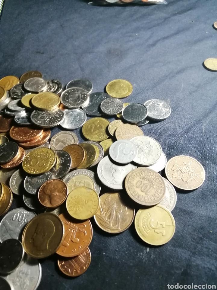 Monedas antiguas de Asia: Lote de 100 monedas mundiales de 21 paises + regalo. - Foto 6 - 221432970