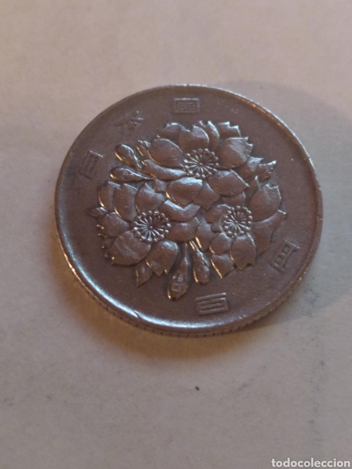 Monedas antiguas de Asia: 100 yenes de Japón - Foto 2 - 221516131