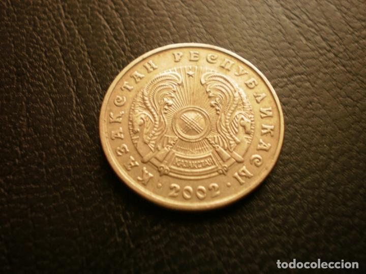 KAZAJISTAN 50 TENGE 2002 (Numismática - Extranjeras - Asia)