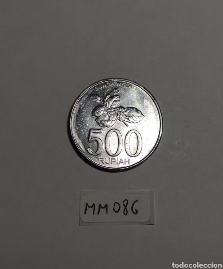 Monedas antiguas de Asia: Moneda 500 rupias Indonesia2003.Aluminio - Foto 2 - 224658723