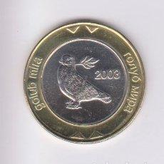 Monedas antiguas de Asia: MONEDAS EXTRANJERAS - BOSNIA-HERZEGOVINA - 2 KM 2003 - BIMETALICA - KM-119 (SC). Lote 224662783