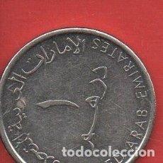 Monedas antiguas de Asia: EMIRATOS ÁRABES, 1 DIRHAM 2014, BC. Lote 226748130