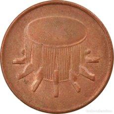 Monedas antiguas de Asia: MONEDA, MALASIA, SEN, 1999, MBC, BRONCE RECUBIERTO DE ACERO, KM:49. Lote 227312485
