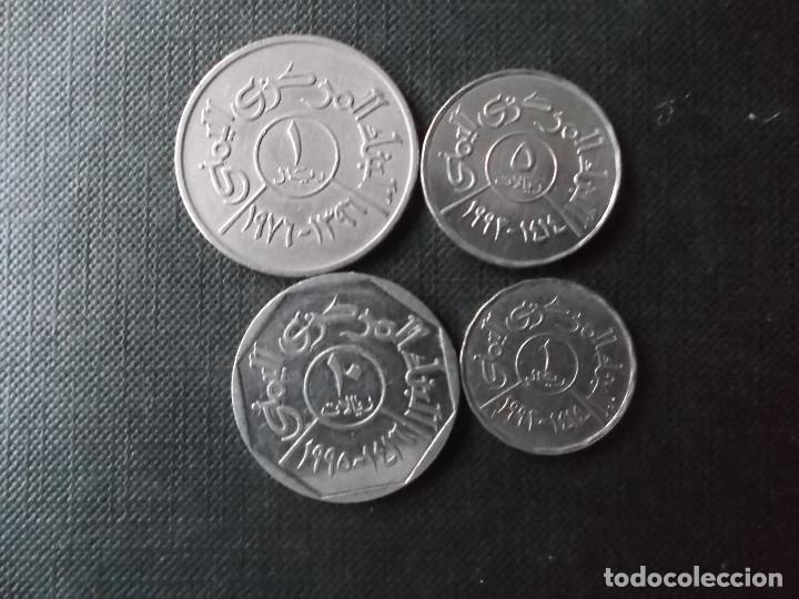 Monedas antiguas de Asia: conjunto de monedas de Yemen muy dificiles - Foto 4 - 161069422
