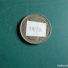 Monedas antiguas de Asia: MONEDA DE TAHILANDIA 1 BAHT 1998. Lote 236112100