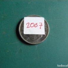 Monedas antiguas de Asia: MONEDA DE TAHILANDIA 1 BAHT 2007. Lote 236112200