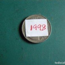 Monedas antiguas de Asia: MONEDA DE TAHILANDIA 1 BAHT 1998. Lote 236112560