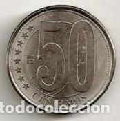 VENEZUELA. 50 CENTAVOS 2007. S/C (Numismática - Extranjeras - Asia)