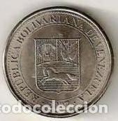 Monedas antiguas de Asia: VENEZUELA. 50 centavos 2007. S/C - Foto 2 - 236352705