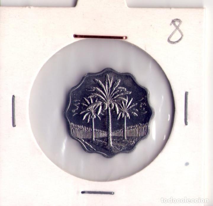 IRAK IRAQ 5 FILS (Numismática - Extranjeras - Asia)