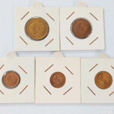 Monedas antiguas de Asia: KAZAJSTAN SERIE DE MONEDAS, SC AÑO 1993. Lote 240796320