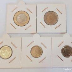 Monedas antiguas de Asia: TURQUIA SERIE DE 5 MONEDAS 2009/10, SC. Lote 241199370